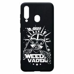 Чехол для Samsung A60 Weed Vader