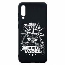 Чехол для Samsung A70 Weed Vader