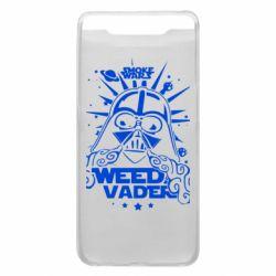 Чехол для Samsung A80 Weed Vader