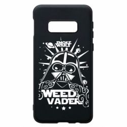 Чехол для Samsung S10e Weed Vader