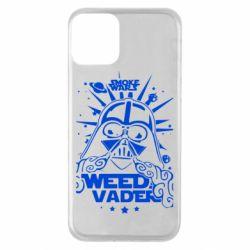 Чехол для iPhone 11 Weed Vader