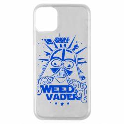 Чехол для iPhone 11 Pro Weed Vader