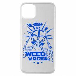 Чехол для iPhone 11 Pro Max Weed Vader