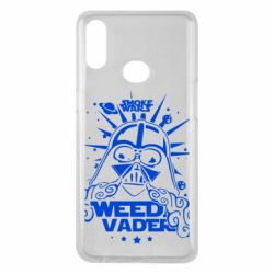 Чехол для Samsung A10s Weed Vader