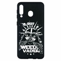 Чехол для Samsung M30 Weed Vader