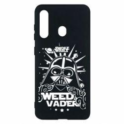 Чехол для Samsung M40 Weed Vader