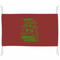 Флаг Weed Vader