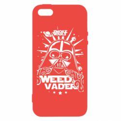 Чехол для iPhone5/5S/SE Weed Vader