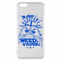 Чехол для iPhone 6 Plus/6S Plus Weed Vader