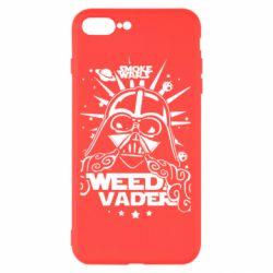 Чехол для iPhone 7 Plus Weed Vader