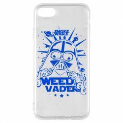 Чехол для iPhone 8 Weed Vader