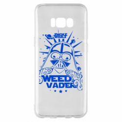 Чехол для Samsung S8+ Weed Vader