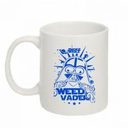 Кружка 320ml Weed Vader - FatLine