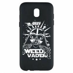 Чехол для Samsung J5 2017 Weed Vader
