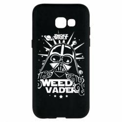 Чехол для Samsung A5 2017 Weed Vader