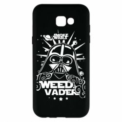 Чехол для Samsung A7 2017 Weed Vader