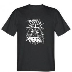 Мужская футболка Weed Vader - FatLine