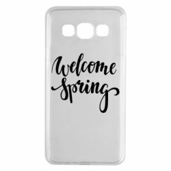 Чохол для Samsung A3 2015 Welcome spring