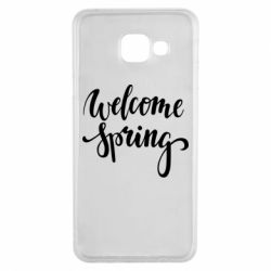 Чохол для Samsung A3 2016 Welcome spring