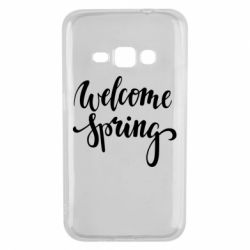 Чохол для Samsung J1 2016 Welcome spring