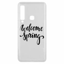 Чохол для Samsung A9 2018 Welcome spring