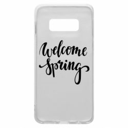 Чохол для Samsung S10e Welcome spring