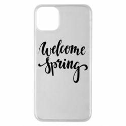 Чохол для iPhone 11 Pro Max Welcome spring