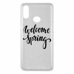 Чохол для Samsung A10s Welcome spring