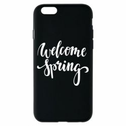 Чохол для iPhone 6/6S Welcome spring
