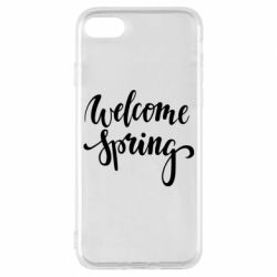 Чохол для iPhone 8 Welcome spring