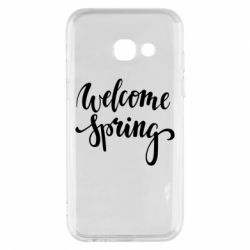 Чохол для Samsung A3 2017 Welcome spring