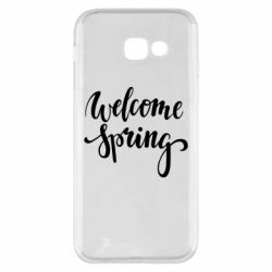 Чохол для Samsung A5 2017 Welcome spring
