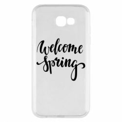 Чохол для Samsung A7 2017 Welcome spring