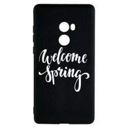 Чохол для Xiaomi Mi Mix 2 Welcome spring