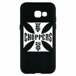 Чехол для Samsung A5 2017 West Coast Choppers - FatLine