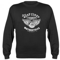 Реглан West Coast Choppers - FatLine