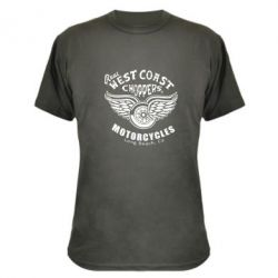 Камуфляжная футболка West Coast Choppers - FatLine