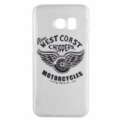 Чохол для Samsung S6 EDGE West Coast Choppers