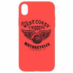 Чохол для iPhone XR West Coast Choppers