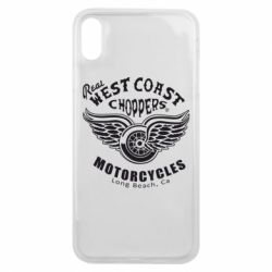 Чохол для iPhone Xs Max West Coast Choppers