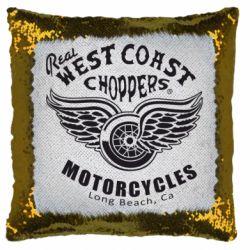 Подушка-хамелеон West Coast Choppers
