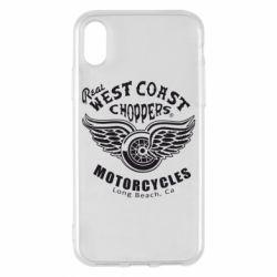 Чохол для iPhone X/Xs West Coast Choppers