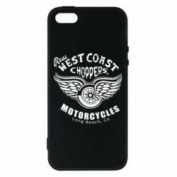 Чохол для iphone 5/5S/SE West Coast Choppers