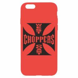 Чехол для iPhone 6/6S West Coast Choppers - FatLine