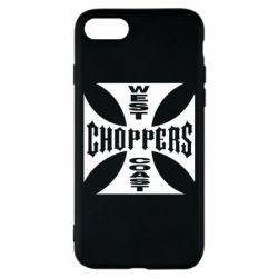Чехол для iPhone 7 West Coast Choppers - FatLine