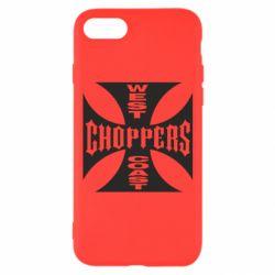 Чехол для iPhone 8 West Coast Choppers - FatLine