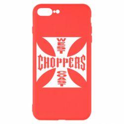 Чехол для iPhone 8 Plus West Coast Choppers - FatLine