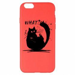 Чохол для iPhone 6 Plus/6S Plus What cat