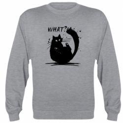 Реглан (світшот) What cat