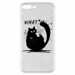Чохол для iPhone 7 Plus What cat